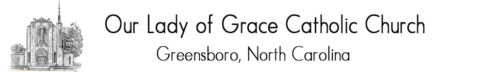 Daily Prayer Requests – Our Lady of Grace Church